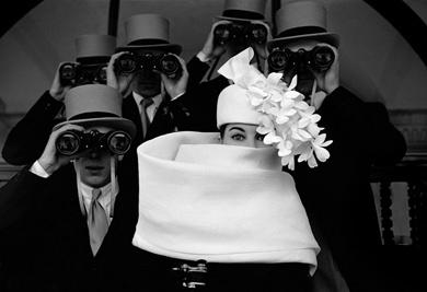 VRC Fox Talbot Horvat Givenchy Hat